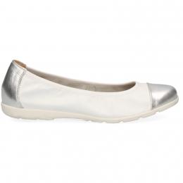 Baleriny Caprice 22152-24 Biały