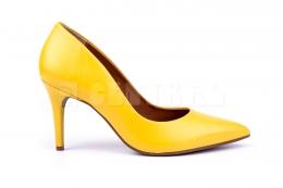 Czółenka Loretta Vitale 8300-01 Żółty