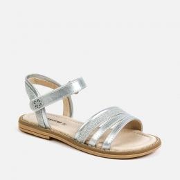 Sandały Mayoral 43167 Srebrny