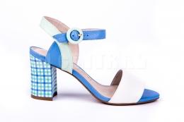 Sandały Loretta Vitale 8732 Niebieski