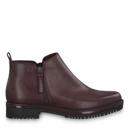 Botki Tamaris 25496-23 Bordo