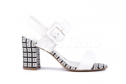 Sandały Loretta Vitale 7202 Biały